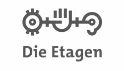 Die Etagen Logo - MILLION MOTIONS - Videoproduktion Berlin - Streetart - Urban Art