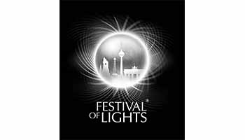 Festival Of Lights Logo - MILLION MOTIONS - Videoproduktion Berlin - Streetart - Urban Art