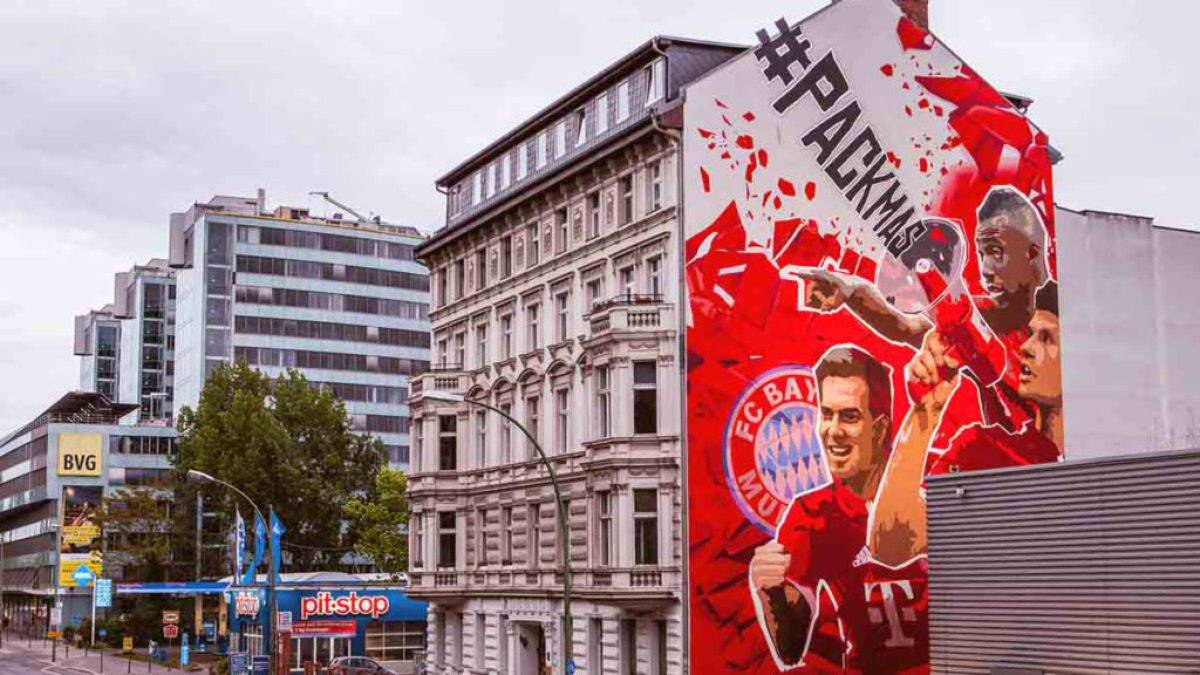 Videoproduktion Berlin Million Motions 360 Grad Video Produktion Neukölln Kreuzberg FC Bayern 04